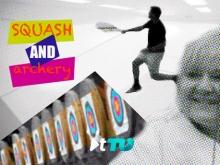 Transplant Games 2016 – Squash & Archery